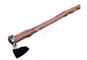 """Tопор """"Гусарский"""": сталь углерод+ХВГ, рукоять ясень"""