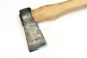 Топор Колун: сталь углерод+ХВГ, рукоять ясень