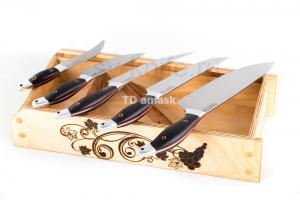 Кухонный набор из 5 ножей SV-5