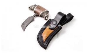 Тычковый нож Пуш-даггер клинок танто