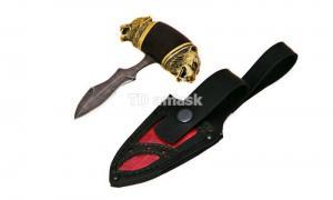 "Тычковый нож ""Пуш-даггер"" клинок палач"