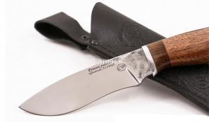 Нож Беркут: сталь х12мф; рукоять венге, махагон- дюраль
