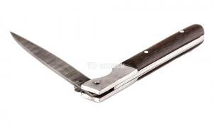 Складной нож Мексиканец: сталь дамаск рукоять венге